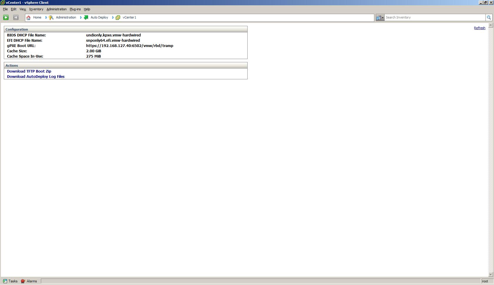 Configuring VMware AutoDeploy Feature – doOdzZZ'sNotes
