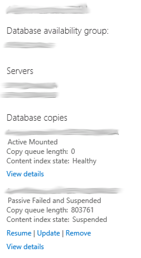 microsoft exchange server dag failed to notify source  microsoft exchange server 2013 dag failed to notify source server about the local truncation point