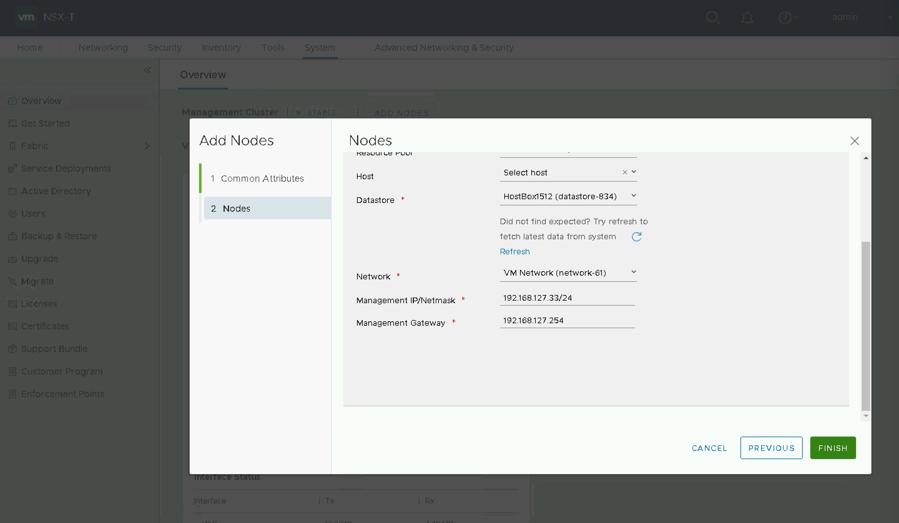 NSX-T Unified Appliance Clustering – doOdzZZ'sNotes
